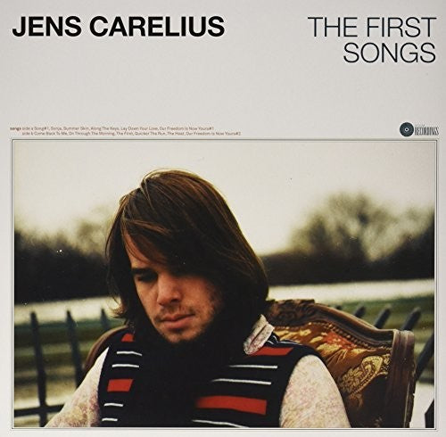 Jens Carelius - The First Songs -  (Vinyl)