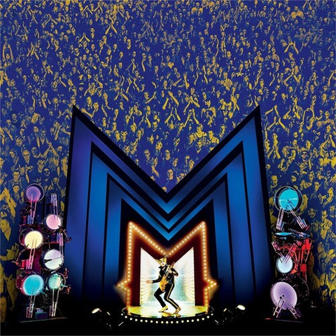 -M- (CHEDID,MATTHIEU) - Le Grand Petit Concert (3LP+2CD) [Import] - (Boxed Set, With CD, France - Import, Oversize Item Split) (Vinyl)