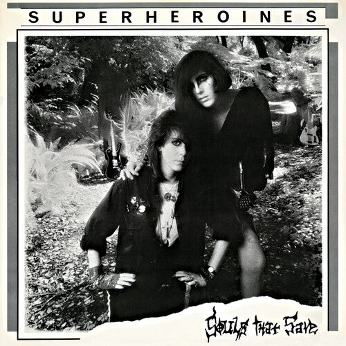 Super Heroines - Souls That Save - (Colored Vinyl, White, Limited Edition) (Vinyl)