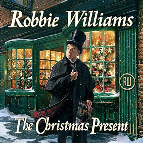 Robbie Williams - The Christmas Present [Import] - (United Kingdom - Import) (CD)