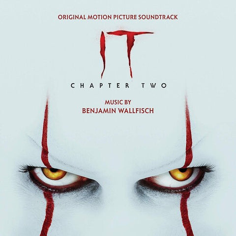 Benjamin Wallfisch - It Chapter Two (Original Motion Picture Soundtrack) -  (Vinyl)