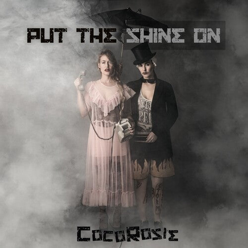 CocoRosie - Put The Shine On (Colored Vinyl) [Explicit Content] - (Colored Vinyl, Paexp) (Vinyl)