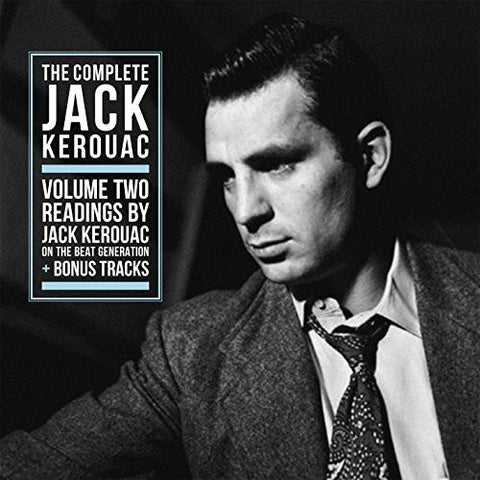 Jack Kerouac - Complete Jack Kerouac Vol 2 [Import] - (United Kingdom - Import) (Vinyl)