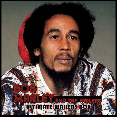 Bob Marley & the Wailers - Ultimate Wailers Box - (Boxed Set, Postcard) (Vinyl)