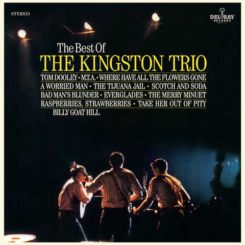 Kingston Trio - Best Of The Kingston Trio -  (Vinyl)