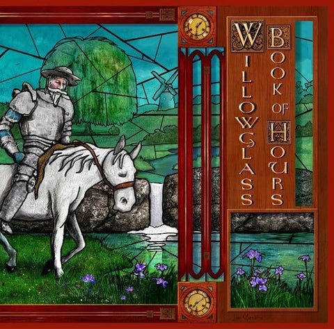 Willowglass - Book Of Hours [Import] - (United Kingdom - Import) (Vinyl)