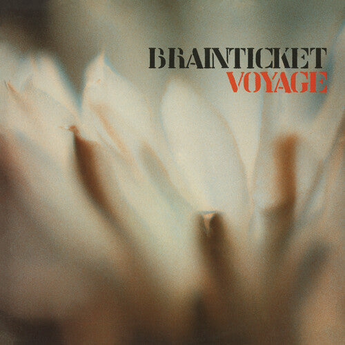 Brainticket - Voyage - (Colored Vinyl, Red, Limited Edition) (Vinyl)