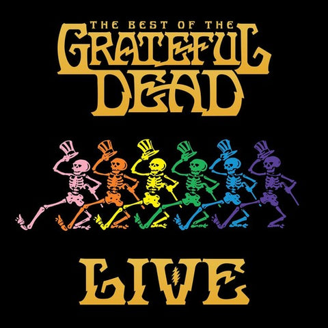 The Grateful Dead - Best Of The Grateful Dead Live: 1969-1977 -  (CD)