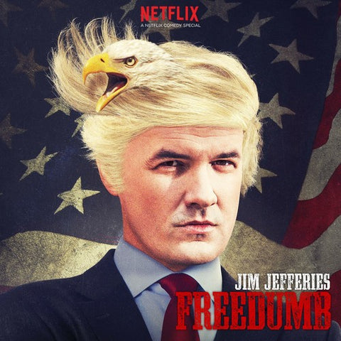 Jim Jefferies - Freedumb [Explicit Content] - (Paexp) (Vinyl)