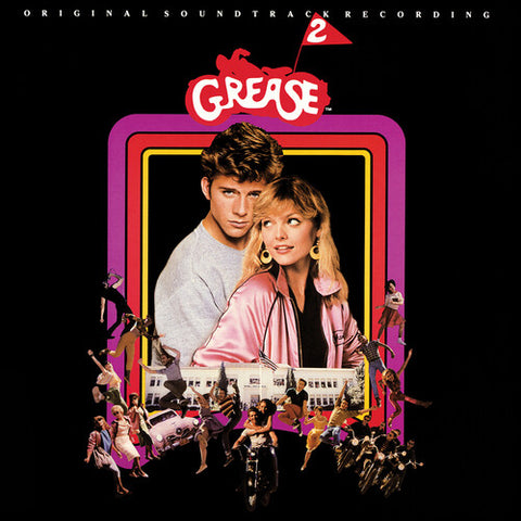 GREASE 2 / O.S.T. - Grease 2 (Original Soundtrack) -  (Vinyl)