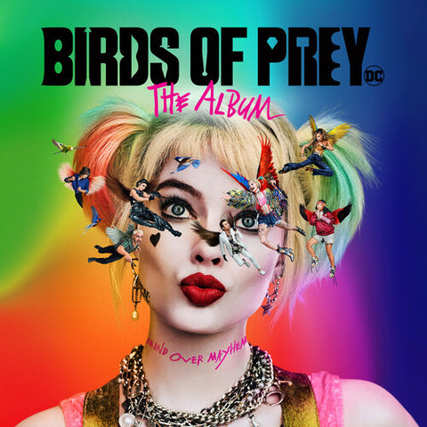 Various Artists - Birds of Prey: The Album [Explicit Content] - (Paexp) (CD)