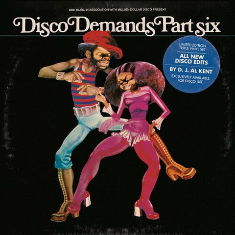 Al Kent - Disco Demands Part 6 -  (Vinyl)