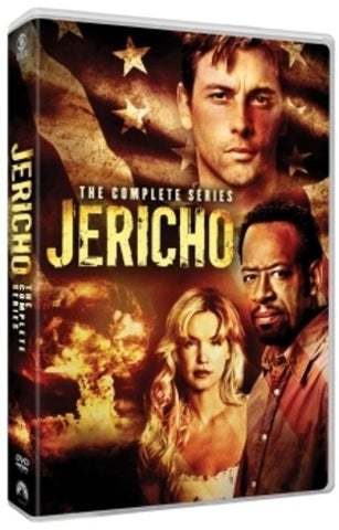 Jericho: The Complete Series - (Boxed Set, Widescreen, Repackaged, AC-3, Subtitled) (DVD)