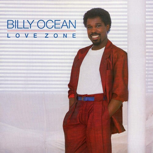 Billy Ocean - Love Zone [Limited Pink Colored Vinyl] [Import] - (Limited Edition, Colored Vinyl, Pink, Holland - Import) (Vinyl)