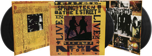 Bruce Springsteen - Live In New York City - (140 Gram Vinyl, Download Insert) (Vinyl)