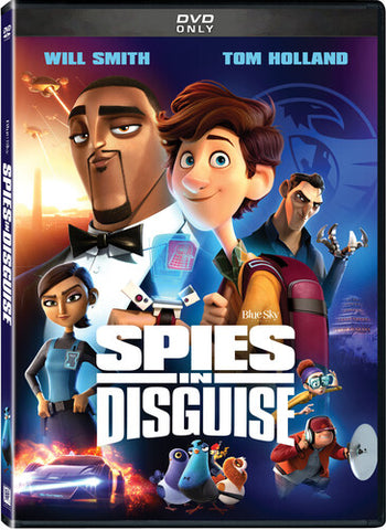 Spies in Disguise - (Widescreen, Dolby, Subtitled) (DVD)