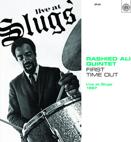 Rashied Ali Quintet - First Time Out: Live at Slugs 1967 -  (Vinyl)