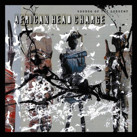 African Head Charge - Voodoo Of The Godsent - (Poster, Digital Download Card) (Vinyl)