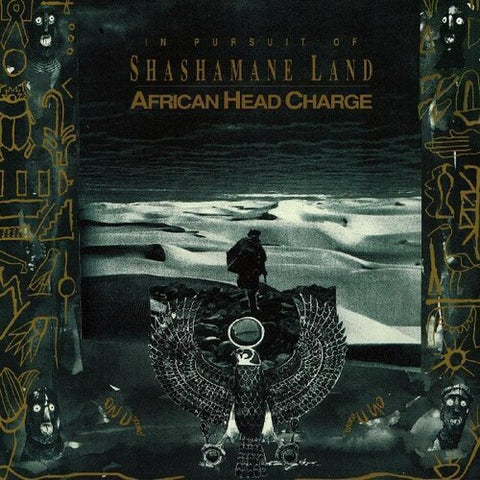 African Head Charge - In Pursuit Of Shashamane Land - (Digital Download Card) (Vinyl)