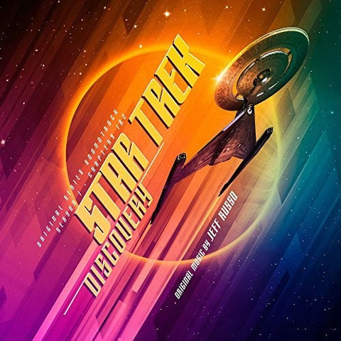 Jeff Russo - Star Trek Discovery (Original Series Soundtrack: Season 1--Chapters 1 & 2) -  (Vinyl)
