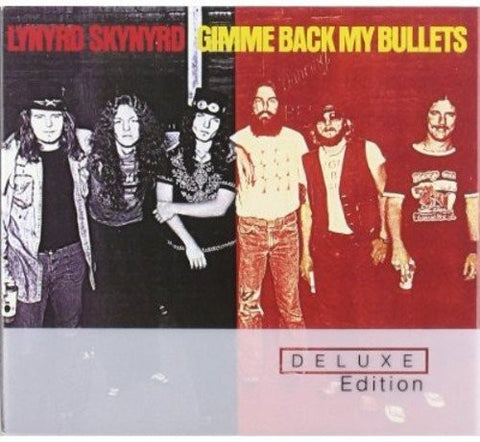 Lynyrd Skynyrd - Gimme Back My Bullets: Deluxe Edition [Import] - (Holland - Import) (CD)