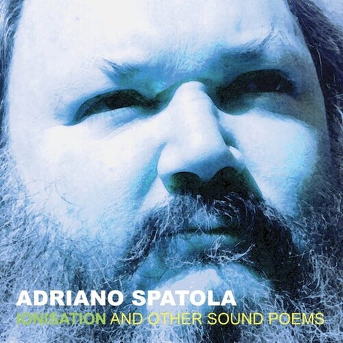 Adriano Spatola - Ionisation - (With CD, 2 Pack) (Vinyl)