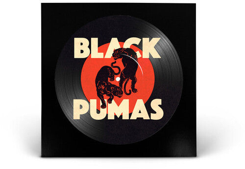 Black Pumas - Black Pumas - (Picture Disc Vinyl LP, Limited Edition, Indie Exclusive) (Vinyl)