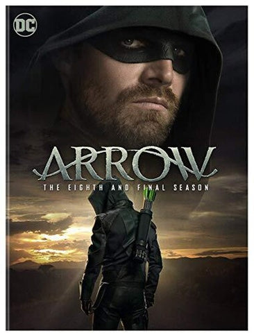 Arrow: The Eighth and Final Season -   (DVD)