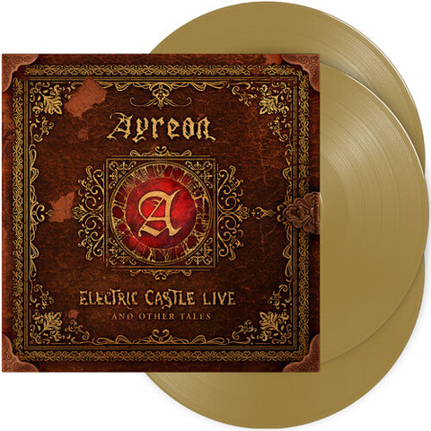 Ayreon - Electric Castle Live And Other Tales -  (Vinyl)