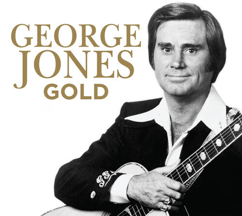 George Jones - Gold [Import] - (United Kingdom - Import) (CD)