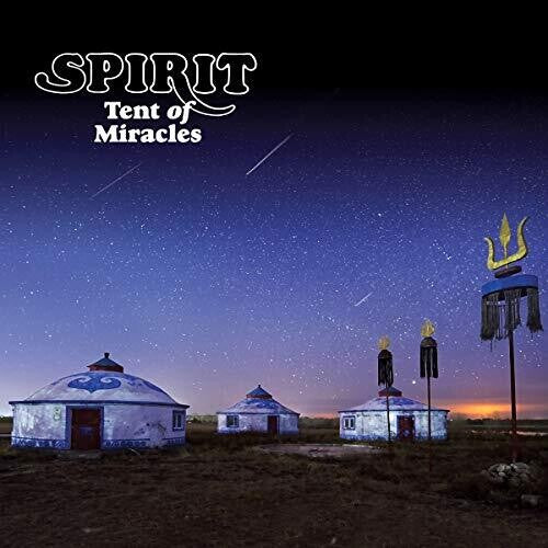 Spirit - Tent Of Miracles: (2CD Remastered & Expanded Edition) [Import] - (Expanded Version, Remastered, United Kingdom - Import) (CD)