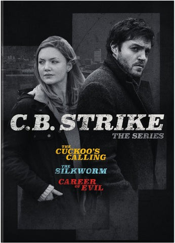 C.B. Strike: The Series - (Amaray Case, Dolby) (DVD)