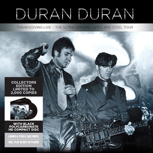 Duran Duran - The Ultra Chrome, Latex and Steel Tour - (Limited Edition) (CD)