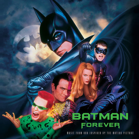 BATMAN FOREVER: MUSIC MOTION PICTURE / O.S.T. - Batman Forever: Music Motion Picture -  (Vinyl)