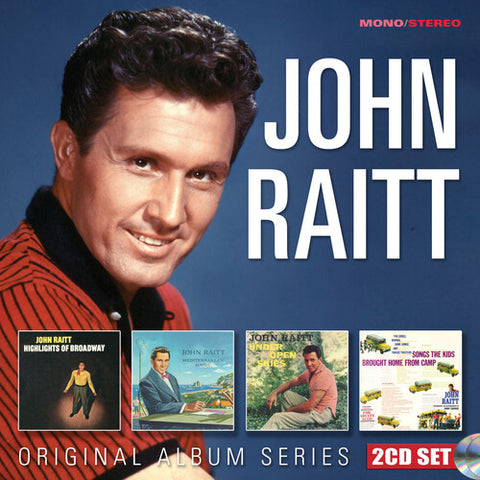 John Raitt - Original Album Series [Import] - (United Kingdom - Import) (CD)