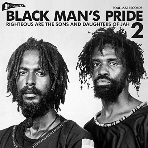 Soul Jazz Records Presents - Studio One Black Man's Pride 2: Righteous Are The Sons & Daughters of Jah - (Digital Download Card) (Vinyl)