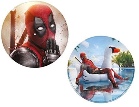 Tyler Bates - Deadpool 2 (Original Motion Picture Soundtrack) - (180 Gram Vinyl, Picture Disc Vinyl LP) (Vinyl)