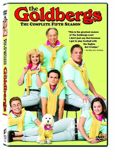 The Goldbergs: The Complete Fifth Season - (Widescreen, Dolby, AC-3, 3 Pack, Subtitled) (DVD)