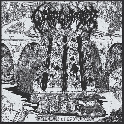 Warp Chamber - Implements Of Excruciation -  (CD)