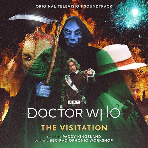Paddy Kingsland - Doctor Who: The Visitation (Original Television Soundtrack) [Import] -  (Vinyl)