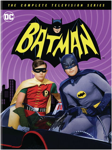 Batman: The Complete Television Series - (Boxed Set, Repackaged) (DVD)