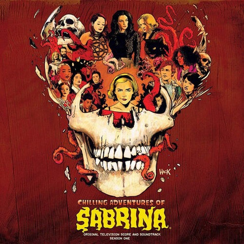 Adam Taylor - Chilling Adventures of Sabrina: Season One (Original Television Score and Soundtrack) - (Colored Vinyl) (Vinyl)