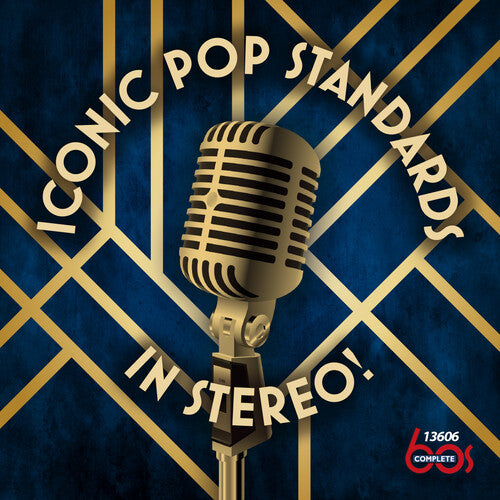 Various Artists - Iconic Pop Standards In Stereo -  (CD)