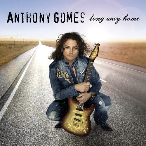 Anthony Gomes - Long Way Home -  (CD)