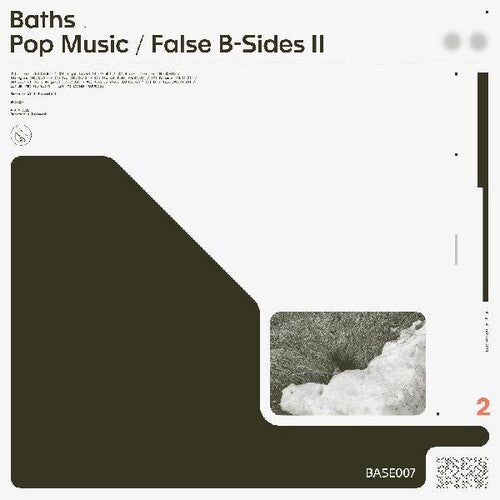 Baths - Pop Music /  False B-sides Ii - (Colored Vinyl, Cream) (Vinyl)