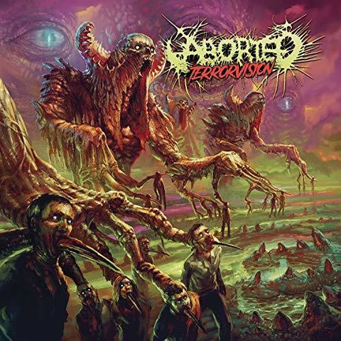Aborted - Terrorvision [Import] - (Gatefold LP Jacket, With CD, Poster, Germany - Import) (Vinyl)