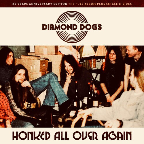 Diamond Dogs - Honked All Over Again -  (CD)