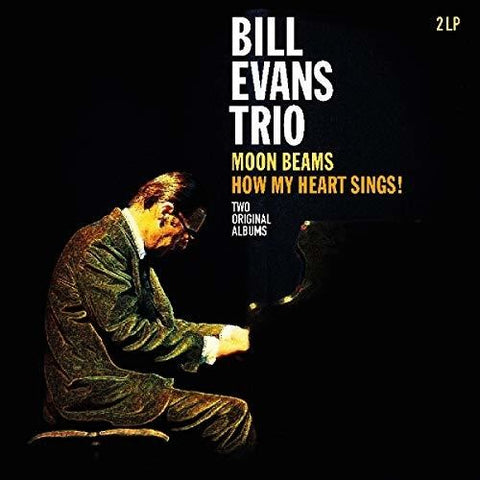 Bill Evans - Moon Beams /  How My Heart Sings [Import] - (Holland - Import) (Vinyl)