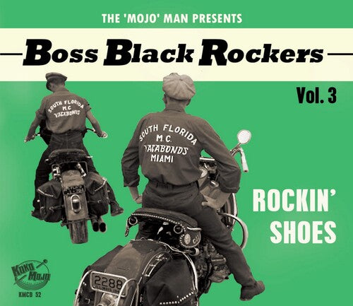 Various Artists - Boss Black Rockers Vol 3 Rockin Shoes (Various Artists) -  (CD)