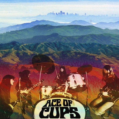 Ace of Cups - Ace Of Cups - (Deluxe Edition, Gatefold LP Jacket, With Book, Digital Download Card) (Vinyl)